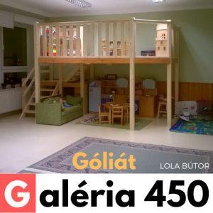 Góliát óvodai galéria