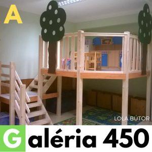 Lola 450 galéria almafa